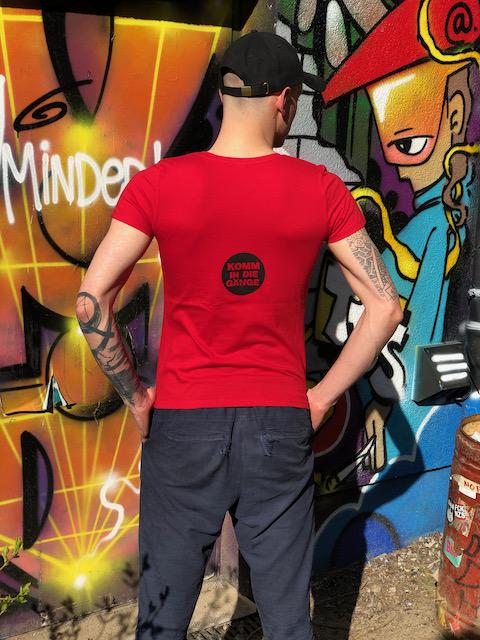 T-Shirt Wir sind die Stadt...